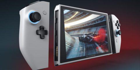 Alienware ha presentato il PC portatile Concept UFO