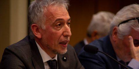 5G Italy 2019, l'intervento di Francesco Pagliari (Tim)