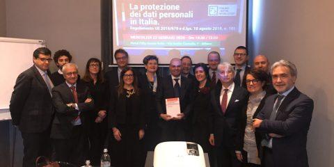 Privacy, a Milano tavola rotonda su controlli e sanzioni Garante