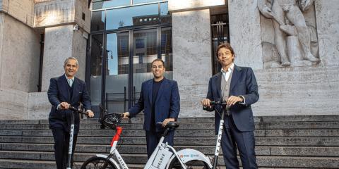 EMobility, partnership tra Helbiz e Alipay per e-bike e monopattini