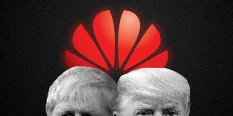 5G, Johnson dà il via libera (limitato) a Huawei