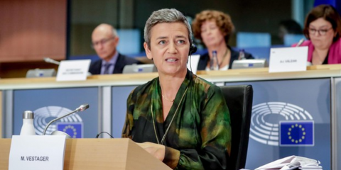 AI: Vestager, 'Libro bianco il 19 febbraio'. Nuove regole ad hoc per la privacy?