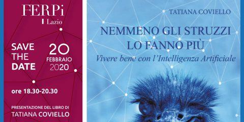 Le tre C di Tatiana Coviello per vivere (bene) con l'Intelligenza Artificiale