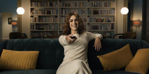 Now Tv, Miriam Leone il volto della nuova campagna  di comunicazione