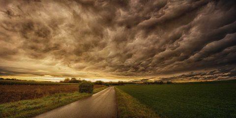 Inizia il peggioramento al Nord, da domani addio bel tempo