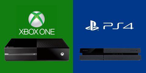 Forte calo di vendite per PlayStation 4 e Xbox One