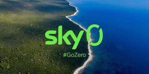 Sky come farà ad azzerare le emissioni nette di carbonio entro il 2030 (Il video)