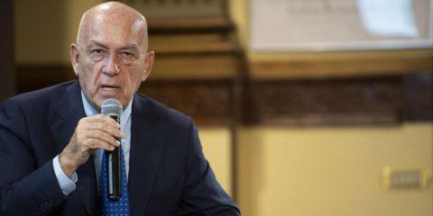 Scontro verbale Antonello Soro-Vincenzo Visco, perché l'ex ministro ha torto