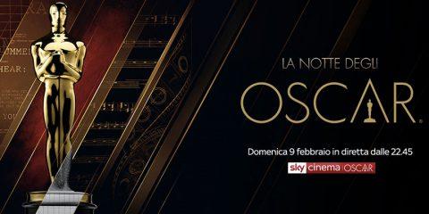 Oscar 2020, il 9 febbraio su Sky Cinema la diretta della 92^ edizione