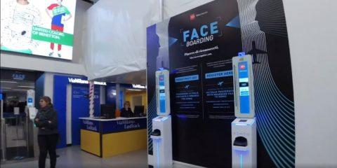 Riconoscimento facciale presso l'aeroporto di Linate. Come vengono gestisti i dati?