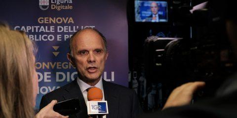 Paolo Piccini (Liguria Digitale): 'Il nostro data center è Polo Strategico Nazionale'