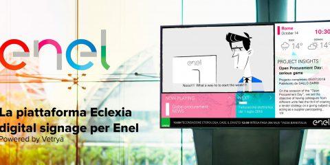 Vetrya, la piattaforma Eclexia scelta anche da Enel
