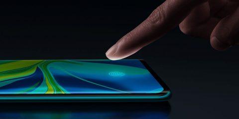 Xiaomi Mi Note 10: forti sconti e ottime promozioni in Italia