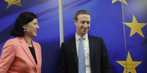 Bruxelles boccia le proposte di Zuckerberg sulla regolazione del web