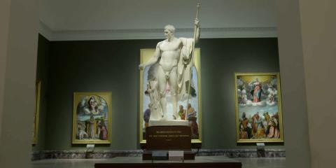 Al via il progetto 'Significance' per combattere il traffico illecito di opere d'arte grazie all'IA