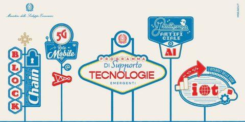 Case delle tecnologie emergenti, nuovo bando Mise da 25 milioni di euro