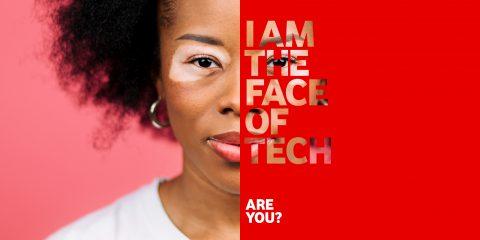 Vodafone lancia #ChangeTheFace contro il gender gap nel mondo del Tech