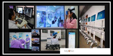 """David Soldani (Huawei): """"Così il 5G aiuta a contrastare Covid-19"""""""