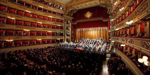Teatro alla Scala in tv, gli appuntamenti fino al 1° maggio 2020