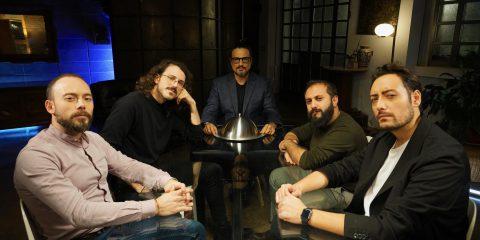 4 Ristoranti, il 16 aprile su Sky Uno la speciale puntata con i The Jackal