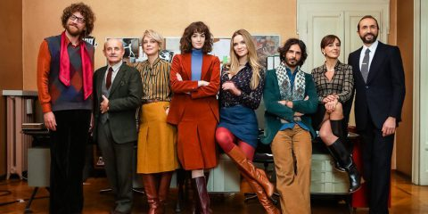 'Made in Italy': la nuova serie sulla moda italiana degli anni '70
