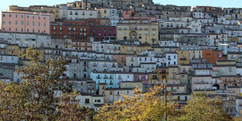1000 Trees in Italy, Tiesse pianta mille alberi nel comune irpino di Calitri