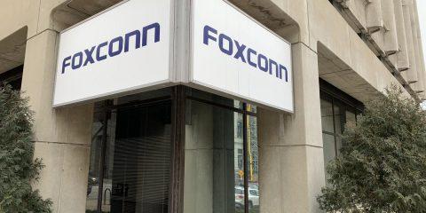 Foxconn comincerà a produrre respiratori dove si fabbrica l'iPhone