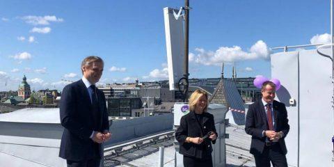 5G, a Stoccolma le prime reti commerciali alimentate al 100% da energia pulita