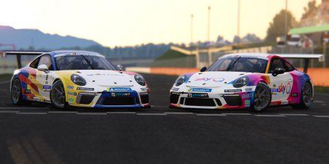 Da domani su Sky Sport Arena Porsche Esports Carrera Cup Italia