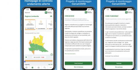 L'app anti Covid-19 di Regione Lombardia raccoglie dati in forma non anonima. E l'informativa lo dice chiaramente
