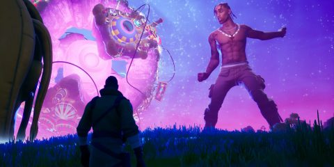 Eventi Live, il futuro riparta da Travis Scott e Fortnite