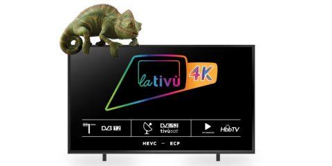 Tivùsat incrementa l'audience del +40% e sono 4 milioni le card attivate. Nuovi canali HD e 4K