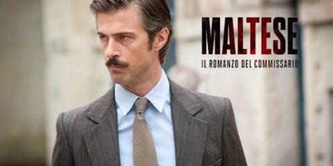 Cosa guardare in Tv: Maltese – Il Romanzo del Commissario