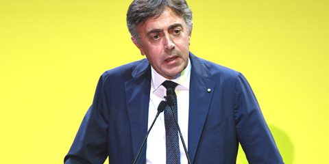 """Giuseppe Lasco (Poste italiane): """"Con la certificazione ISO 14001, dimostriamo attenzione alle tematiche ambientali e allo sviluppo sostenibile"""""""