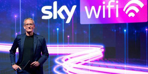 Le novità su Sky: da Pekin Express alla prima serie tv su Totti (Video). Sky WiFi disponibile in 124 città