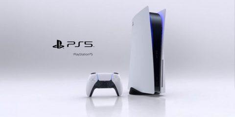 Sony toglie i veli a PlayStation 5: ecco console e primi giochi