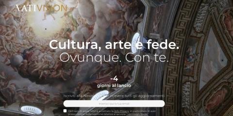 Vetrya lancia VatiVision, la Netflix del Vaticano sarà disponibile dall'8 giugno