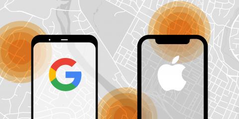 """Apple-Google e """"contact tracing"""": e la sovranità (digitale) Europea?"""