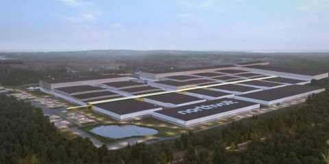 Batterie e mobilità elettrica, 350 milioni di euro per la prima gigafactory dell'Ue