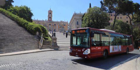 Fastweb, Ericsson e Atac: a Roma il primo autobus connesso in 5G