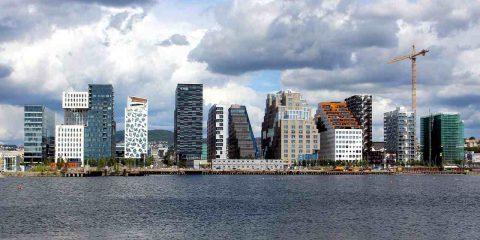 La Norvegia spenderà 2 miliardi di euro per catturare CO2 e stoccarla in fondo al mare
