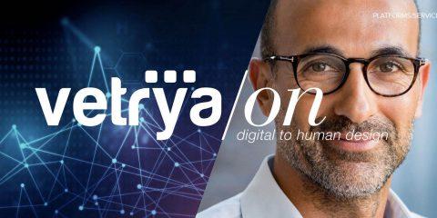 Digital experience, nasce Vetrya On. Tomassini: 'La tecnologia diventa fruibile per tutti'
