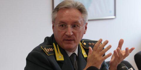 Giovanni Reccia (GdF) 'Tre anni vissuti intensamente a combattere il crimine informatico'