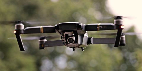 L'app Android dei droni DJI raccoglie i dati degli utenti