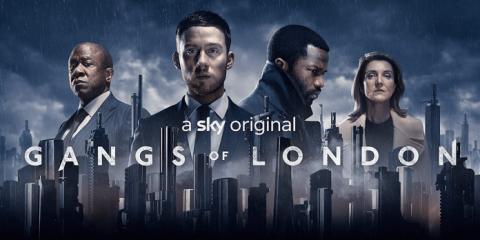 Cosa guardare in Tv: Gangs of London