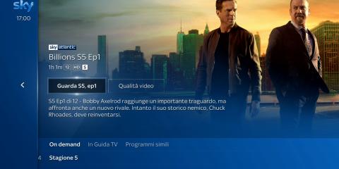 Sky Q, le novità tecnologiche per una Tv sempre più personalizzata