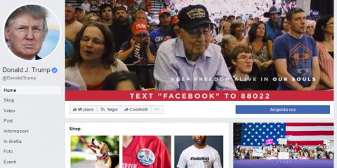 Guerra tra Casa Bianca e social. Facebook e Twitter si svegliano e cancellano post (fake) di Trump sul virus