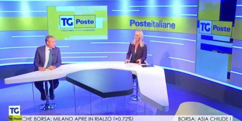 Nasce il Tg di Poste italiane. Si vedrà anche online e negli uffici postali