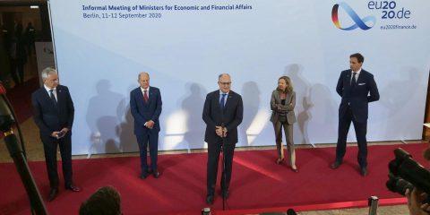 """Le criptovalute preoccupano l'Ecofin. Altolà a Libra. Gualtieri: """"Solo la Bce emette moneta nell'eurozona"""""""