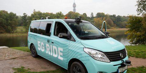 Guida autonoma ed elettrica, in Svezia si sperimenta il 5G per unire sicurezza e sostenibilità ambientale